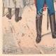 DETALJER 05 | Royal Bavarian Artillery - Militär uniform - Tyskland (1812)