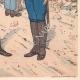 DETALJER 06 | Royal Bavarian Artillery - Militär uniform - Tyskland (1812)