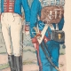 WIĘCEJ 04 | Królewski Bawarski Pułk Piechoty - Mundur Wojskowy - Niemcy (1814)