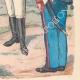 DÉTAILS 06 | Grenadier de l'Infanterie royale de Bavière - Uniforme militaire - Allemagne (1814)