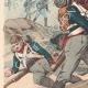 DETALJER 02 | Infanteri av det Bayerska regimentet av Berklau - Tyskland - Militär uniform (1812)