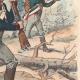 DETALJER 04 | Infanteri av det Bayerska regimentet av Berklau - Tyskland - Militär uniform (1812)