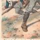 DETALJER 05 | Infanteri av det Bayerska regimentet av Berklau - Tyskland - Militär uniform (1812)