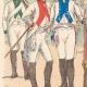 DÉTAILS 02 | Infanterie de Saxe - Allemagne - Uniforme militaire (1802)
