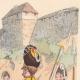DÉTAILS 03 | Infanterie de Saxe - Allemagne - Uniforme militaire (1802)