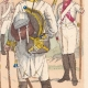 DETAILS 04 | Saxony Infantry - Germany - Military uniform (1802)