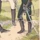 DETALLES 04 | Caballería del Reino de Wurtemberg - Traje militar (1812)