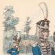 WIĘCEJ 01 | Oficerowie Królestwa Wirtembergii - Mundur Wojskowy (1812)