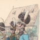 WIĘCEJ 03 | Oficerowie Królestwa Wirtembergii - Mundur Wojskowy (1812)