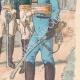 WIĘCEJ 04 | Oficerowie Królestwa Wirtembergii - Mundur Wojskowy (1812)
