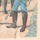 WIĘCEJ 06 | Oficerowie Królestwa Wirtembergii - Mundur Wojskowy (1812)