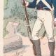 WIĘCEJ 02 | Piechota Królestwa Wirtembergii - Mundur Wojskowy (1813)
