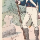 DETALJER 02 | Kungariket Württemberg Infanteri - Militär uniform (1813)