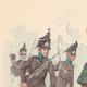 DETTAGLI 01 | Corpo del Duca di Brunswick-Oels - Bassa Sassonia - Confederazione del Reno (1809)
