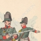 DETTAGLI 03 | Corpo del Duca di Brunswick-Oels - Bassa Sassonia - Confederazione del Reno (1809)