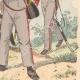 DETTAGLI 04 | Corpo del Duca di Brunswick-Oels - Bassa Sassonia - Confederazione del Reno (1809)