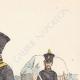 DETALLES 03 | Oficial d'Artilleria de Brunswick - Baja Sajonia - Confederación del Rin (1815)
