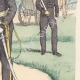 DETALLES 04 | Oficial d'Artilleria de Brunswick - Baja Sajonia - Confederación del Rin (1815)