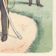 DETALLES 06 | Oficial d'Artilleria de Brunswick - Baja Sajonia - Confederación del Rin (1815)