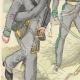 DETALLES 02 | Cazadores de Brunswick - Baja Sajonia - Confederación del Rin (1815)