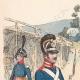 DETALJER 01 | Baden Infanteri-regiment - Rhenförbundet - Militär uniform (1812)