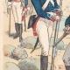 DETALJER 02 | Baden Infanteri-regiment - Rhenförbundet - Militär uniform (1812)