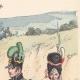 DETALJER 03 | Baden Infanteri-regiment - Rhenförbundet - Militär uniform (1812)