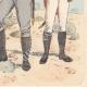 DETALJER 06 | Baden Infanteri-regiment - Rhenförbundet - Militär uniform (1812)