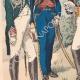 DETAILS 02 | Bewaker van het Westfalia Koninkrijk - Rijn Confederatie - Militair Uniform (1812)