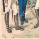 DETAILS 05 | Bewaker van het Westfalia Koninkrijk - Rijn Confederatie - Militair Uniform (1812)