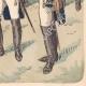 DETAILS 06 | Bewaker van het Westfalia Koninkrijk - Rijn Confederatie - Militair Uniform (1812)