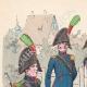 DETAILS 01 | Nationale Garde van het Westfalia Koninkrijk - Rijn Confederatie - Militair Uniform (1812)