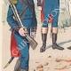 DÉTAILS 02 | Garde nationale du Royaume de Westphalie - Confédération du Rhin - Uniforme militaire (1812)