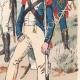 DÉTAILS 04 | Garde nationale du Royaume de Westphalie - Confédération du Rhin - Uniforme militaire (1812)