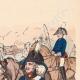 DÉTAILS 03 | Artillerie à cheval Prusse - Officier - Canonnier - Uniforme militaire (1805)
