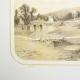 DETAILS 03 | Kasteel en Klokkentoren van St-pierre Kerk in Chanzeaux - Maine-et-loire (Frankrijk)