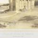 DETALLES 04 | Castillo y campanario de la iglesia de Saint-Pierre en Chanzeaux - Maine-et-Loire (Francia)