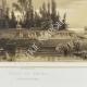 Einzelheiten 04 | Les Mathes Schlachtfeld - Tod von Louis de La Rochejaquelein - Vendée (Frankreich)