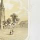 Einzelheiten 04 | Kirche in Bouin - Kirchturm - Vendée (Frankreich)