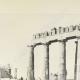 Einzelheiten 02   Ansicht von den Parthenon, Südseite (Griechenland)