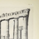 Einzelheiten 05   Ansicht von den Parthenon, Südseite (Griechenland)