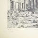 DETAILS 03 | Vista do Parthenon, lado oeste e norte (Grécia)