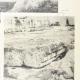 Einzelheiten 04   Ansicht von den Parthenon - Stylobat - Stereobat (Griechenland)