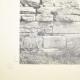 Einzelheiten 05   Ansicht von den Parthenon - Stylobat - Stereobat (Griechenland)