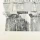 Einzelheiten 04 | Ansicht von den Parthenon - Gebälk (Griechenland)