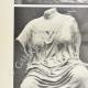DETALLES 02 | Vista del Partenó - Frontón este - Hestia, Dione y Afrodita (Grecia)