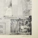 Einzelheiten 06 | Ansicht von den Parthenon - Opisthodom - Peristyle Decke - Kapitell (Griechenland)