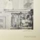 Einzelheiten 08 | Ansicht von den Parthenon - Opisthodom - Peristyle Decke - Kapitell (Griechenland)