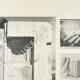 Einzelheiten 02 | Ansicht von den Parthenon - Peristyl und Säulenhalledecke (Griechenland)