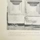 Einzelheiten 03 | Ansicht von den Parthenon - Peristyl und Säulenhalledecke (Griechenland)